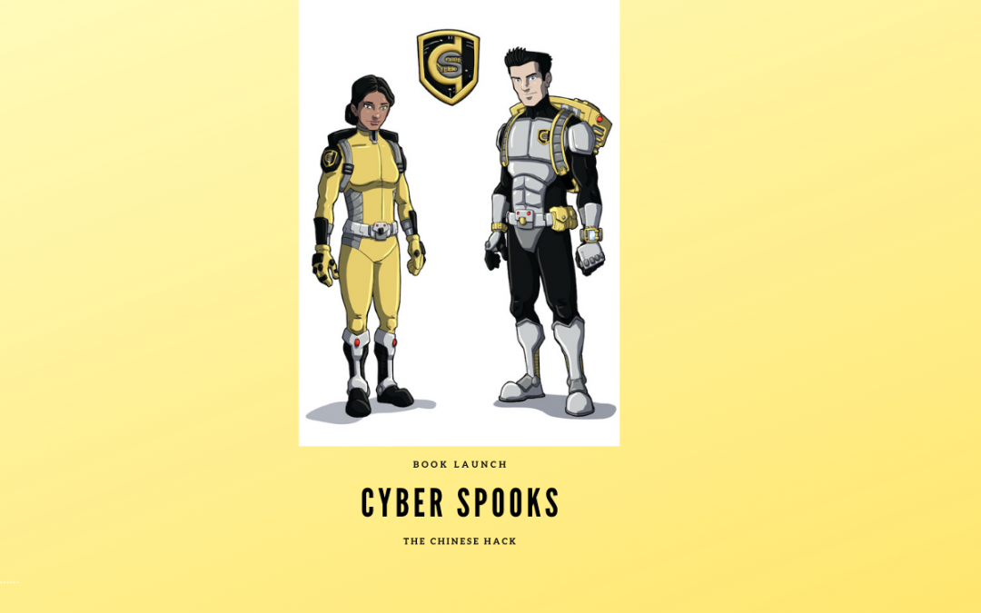 How the Cyber Spooks can help your kids stay safe online